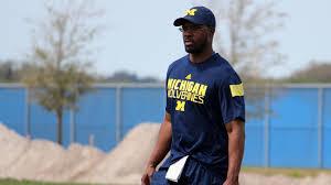 Brian Smith Named Michigan's Defensive Backs Coach - University of Michigan  Athletics