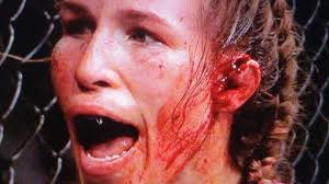 Leslie Smith Almost Popped Her Ears Out Against Jessica Eye