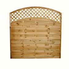 Lattice Top Panels Decorative Fences Chester Ringwood Fencing