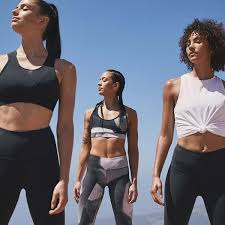 fitness equipment workout clothes