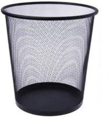 Goodwill Tech Metal Mesh Dustbin For Office School Bedroom Kids Room Home Purpose Height 25cm Iron Dustbin Price In India Buy Goodwill Tech Metal Mesh Dustbin For Office School Bedroom