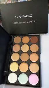 professional make up concealer palette