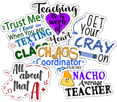 Amazon Com Teacher Stickers Perfect Teacher Appreciation Stickers Waterproof Durable 100 Vinyl Can Be Used On Water Bottles Laptop Car Decal Day Planners Computers Accessories