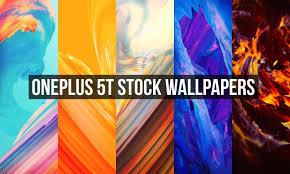 oneplus 5t stock wallpapers 2k 4k