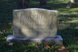 Mary Adeline Harris (1884-1898) - Find A Grave Memorial