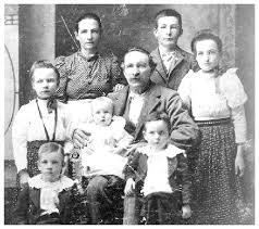The Mansker Chronicles -- Family of Thaddeus Mansker