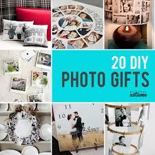20 fantastic diy photo gifts perfect
