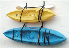 Topkayaker Net Storing Your Sit On Top Kayak By Tom Holtey