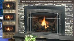 gas fireplace insert cost high