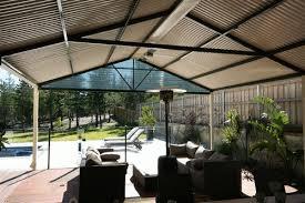 enclosed outdoor patio ideas patios