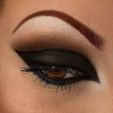 cute simple makeup ideas for brown eyes