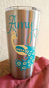 How To Easily Make Your Own Personalized Yeti Cups Or Tumblers Leap Of Faith Crafting
