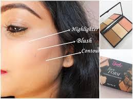 sleek makeup face form light review