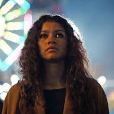 how to do the eye makeup from euphoria