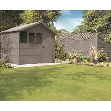 Ronseal Fence Life Plus Warm Stone 5l Homebase