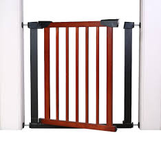 Baby Gate Baby Wood Safety Gates Indoor Stair Barrier Gates Child Safety Fence