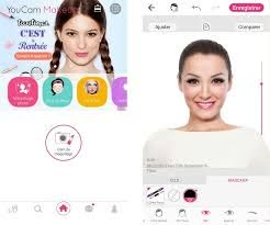the 5 innovative beauty apps look forward