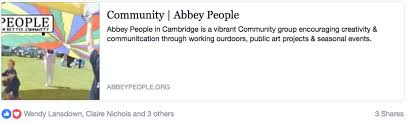 Hilary Cox Condron: Have a look at all... - Abbey in Cambridge | Facebook