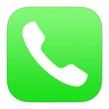 Icône Telephone Gratuit de iOS7 Style Icons