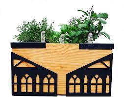 Amazon Com Gardenframe Farmhouse Raised Garden Bed Kit Outdoor Large Planters Flower Bed Vegetable Garden Herb Garden Planter Box Garden Outdoor