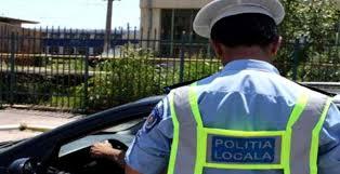 Poliţia se faultează singură. Politia Locala oprită în trafic de ...