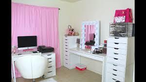makeup room tour decoracion saubhaya