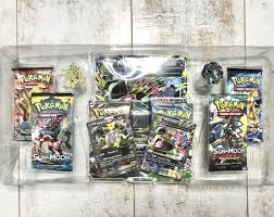 Mega Tyranitar EX Premium Collection Box Pokemon Trading Cards 6 ...