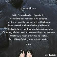 human nature in god s ow quotes writings by pradipta nayak