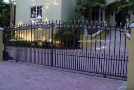 Driveway Ornamental Gate Design Ornamental Gate Ornamental Iron Gates