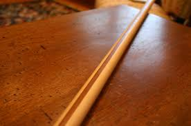Deluxe Bo Staff Untapered Hickory Ipe Laminated For Martial Arts ...