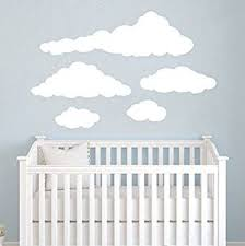 Buy Cloud Wall Decals Baby Room Nursery Clouds Wall Vinyl Decal Stickers Playroom Kids Children Bedroom Murals Home Decor In Cheap Price On Alibaba Com