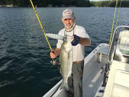 lake lanier fishing report july 7 2018