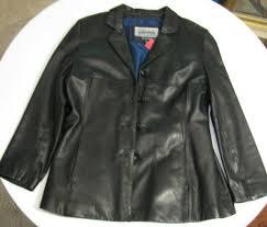 pelle studio wilsons lambskin leather