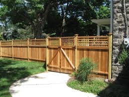 Wood Fencing Fence Company Residential Commercial Mainstreet Fence