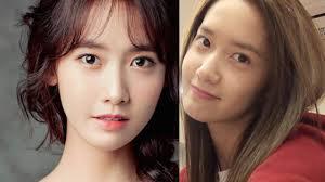 korean actress makeup before after