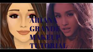 stardoll ariana grande makeup games