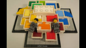 Lego House Set Review By T and N Bricks - YouTube