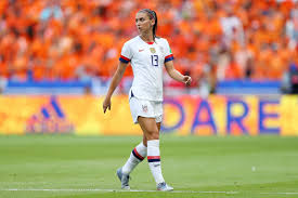 Soccer Star Alex Morgan Made Nike Agree to 'Groundbreaking' Maternity  Protections