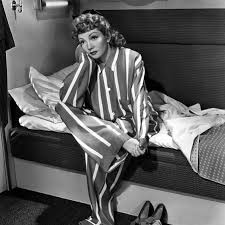Claudette Colbert in Preston Sturgess The Palm Beach Story #8309316