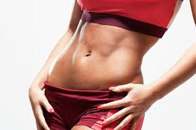 women to help you get six pack abs