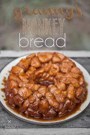 granny s monkey bread recipe self