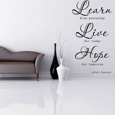 Learn Live Hope Wall Decal Quote Style And Apply