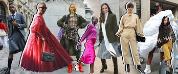 street style trends of the spring 2020