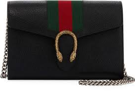 gucci dionysus leather wallet on a