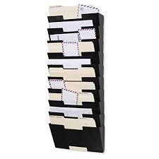 metal wall file organizer com
