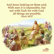 mark god all things are possible bible quote
