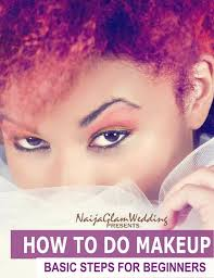 how to do makeup for beginners basic