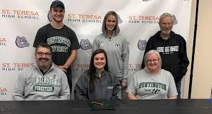 Abby Robinson - 2020-21 Recent Recruits   Huntington University ...