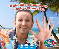 Agenda Audiovisual Cinetvdigital: Actor cómico Octavio Cornejo.del  Comercial Chao Jefe de Kino