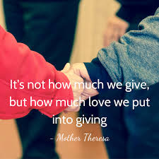 inspiring quotes about giving nonprofit organization marketing